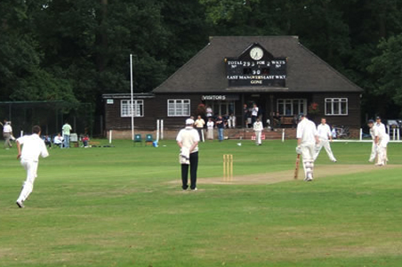 Weybridge Cricket Ground