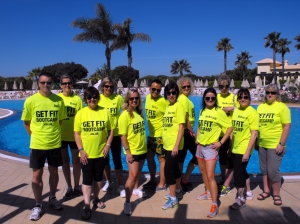 Algarve Beach Boot Camp 2013