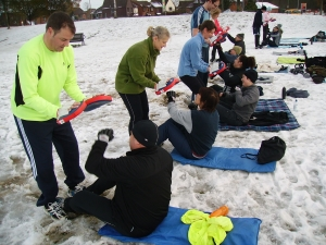 Snow Boot Camp 2011